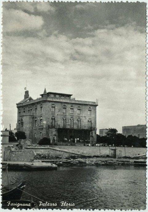 Palazzo Florio Favignana