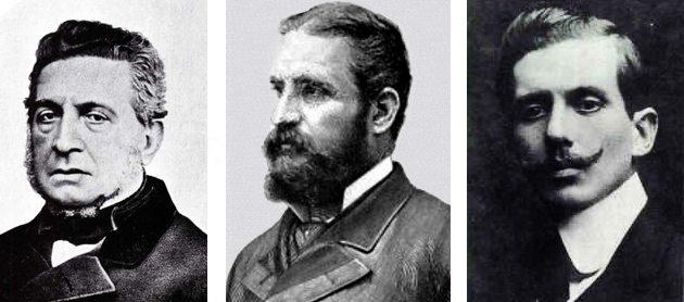 Vincenzo Florio, Ignazio Senior e Ignazio Junior: Favignana Florio